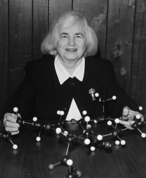 Isabella Karle was a brilliant experimentalist that made crucial contributions to the development of  to solve the structure of molecules by crystallography. The Nobel Committee ignored her hours of work collecting the experimental evidence necessary to validate the theory, when they awarded the 1985 Nobel Prize in Chemistry to her husband Jerome, along with his colleague Herbert Hauptman.