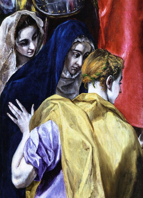 1577 Best Images About Nails Toe Nail Art On Pinterest: La Luz Y El Color En La Pintura De El Greco