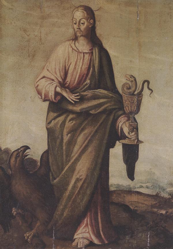Cornelius Cyaneus. <em>San Juan Evangelista</em>. En comercio.