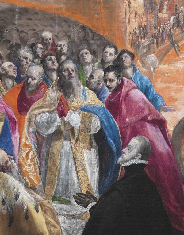 Detalle de La alegoría de la Santa Liga, 1577/80. Óleo sobre lienzo. Patrimonio Nacional, Monasterio de El Escorial