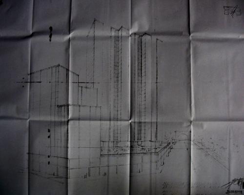 Proyecto de rascacielos en Deusto. Javier Sada de Quinto