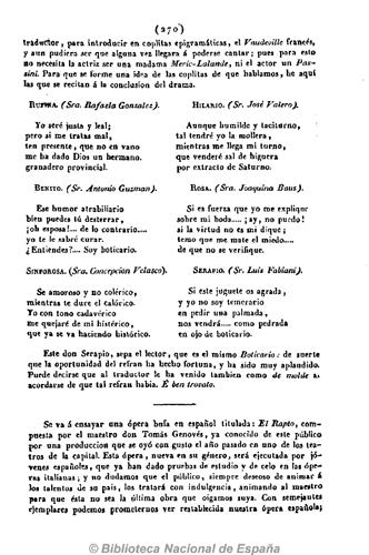 Preestreno Rapto Cartas españolas (15 de junio 1832, p.270)