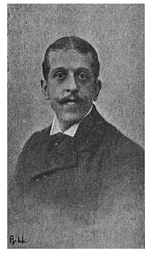 D. Antonio Viada. Constante mantenedor del sport, con incansable pluma y director del Veloz Sport