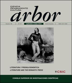 Ilustración de cubierta: Un romántico, de Federico Madrazo (El Artista).