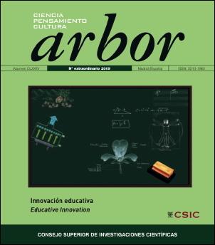 Revista Arbor. Especial Innovación Educativa