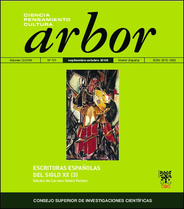 Ver Vol. 182 Núm. 721 (2006)