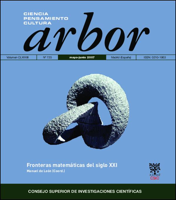 Ver Vol. 183 Núm. 725 (2007)